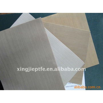 PTFE coated fiberglass cloth with ptfe membrane